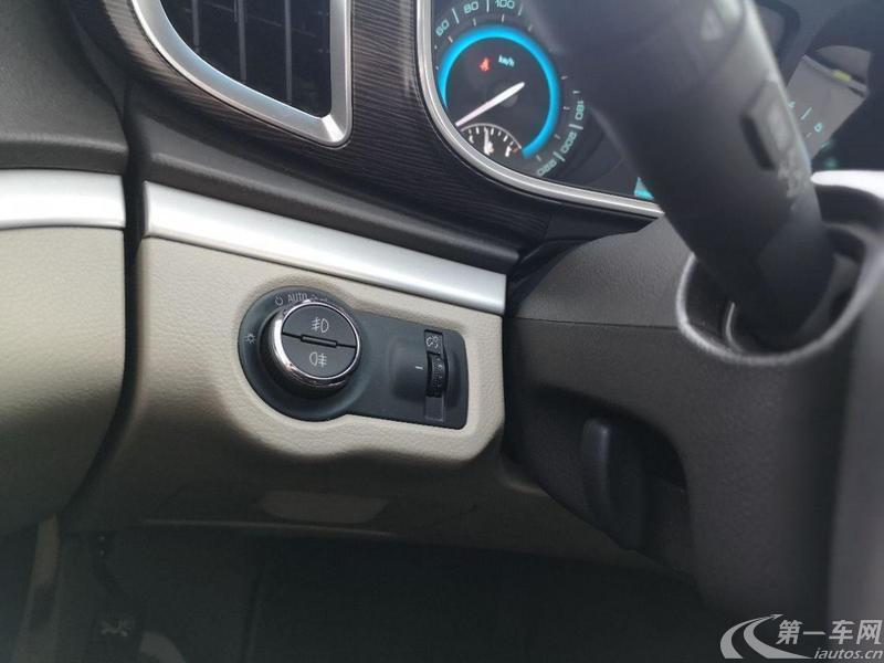 别克GL8 2014款 3.0L 自动 7座 GT豪华商务豪雅版 (国Ⅳ)