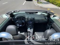 奥迪TT敞篷 45 [进口] 2013款 2.0T 自动 汽油