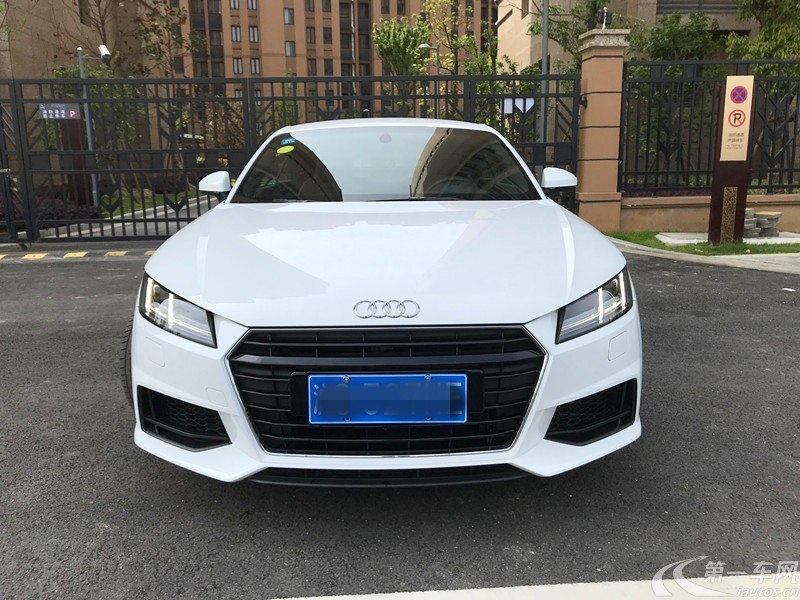 奥迪TT 45 [进口] Coupe 2017款 2.0T 自动 汽油