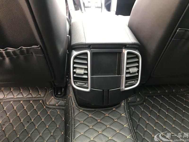 保时捷Cayenne [进口] 2016款 3.0T 自动 四驱 汽油 Platinum-Edition