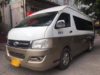 九龙天马商务 2.4L 手动 豪华型