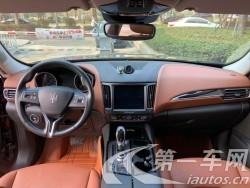 玛莎拉蒂Levante [进口] 2016款 3.0T 自动 S
