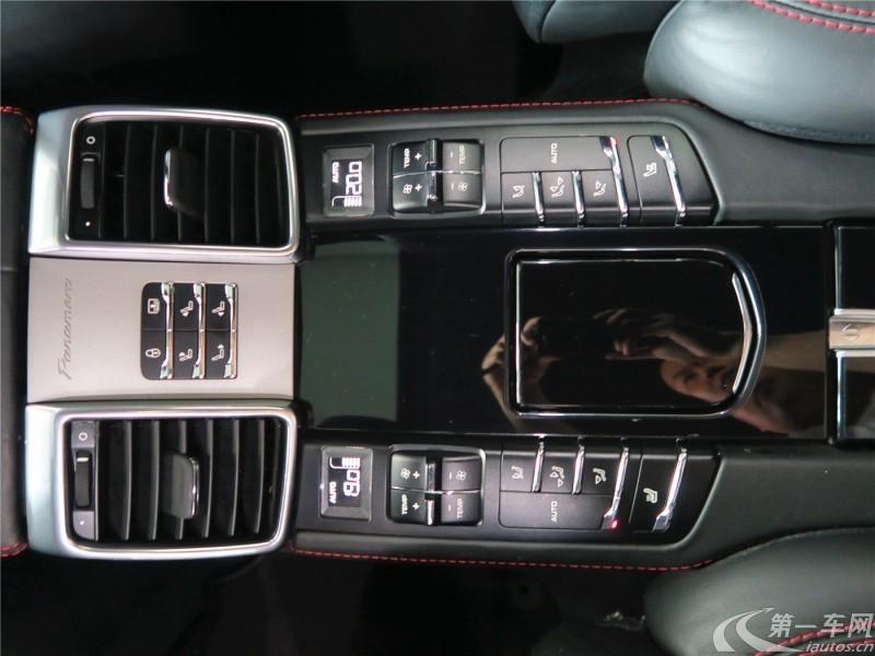 保时捷Panamera [进口] 2012款 4.8L 自动 汽油