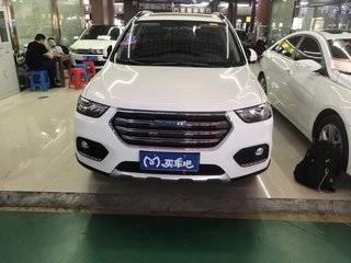 长城哈弗H6 蓝标 1.5T 自动 运动版豪华型