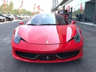法拉利458 4.5L 自动