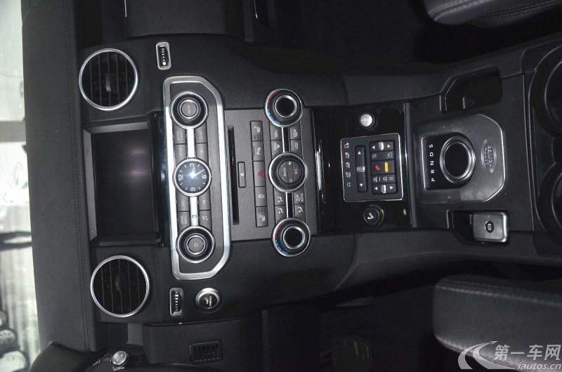 路虎发现 [进口] 2013款 3.0T 自动 四驱 柴油 HSE