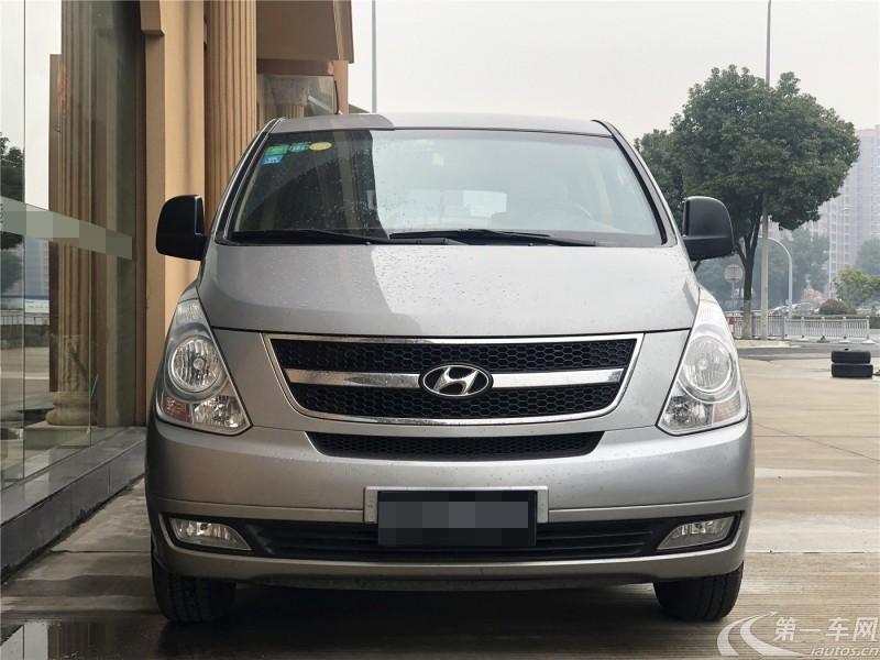 现代H-1辉翼 [进口] 2011款 2.4L 自动 9座 豪华版