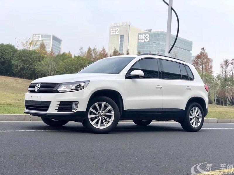 大众途观 2017款 1.8T 自动 前驱 300TSI丝绸之路舒适版 (国Ⅴ)