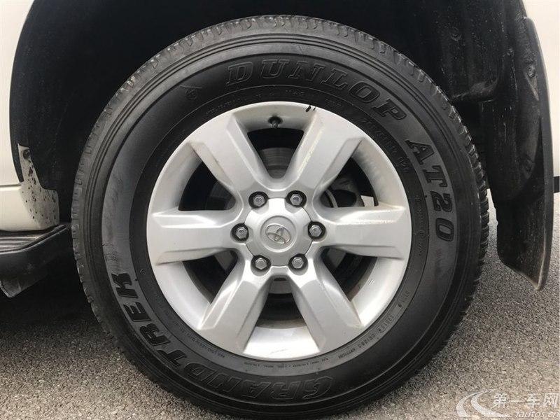 丰田普拉多 2015款 2.7L 自动 四驱 豪华版 (国Ⅴ)
