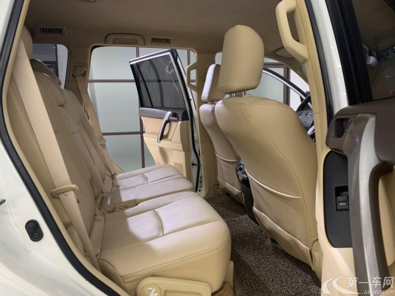 丰田普拉多 2700 [进口] 2018款 2.7L 自动 四驱 VX底挂中东版平行进口 (欧Ⅴ)