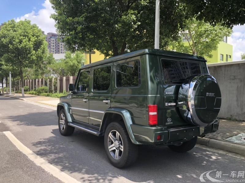 北京汽车80 2016款 2.3T 自动 尊贵版 (国Ⅴ)