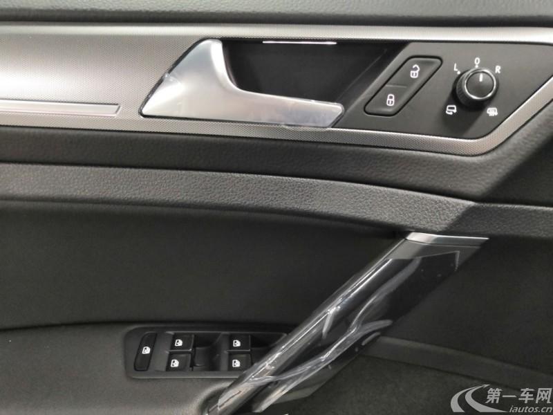 大众高尔夫 2019款 1.6L 自动 汽油 舒适型 (国Ⅴ)