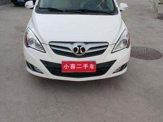 北京汽车E系 1.3L 手动 乐活版