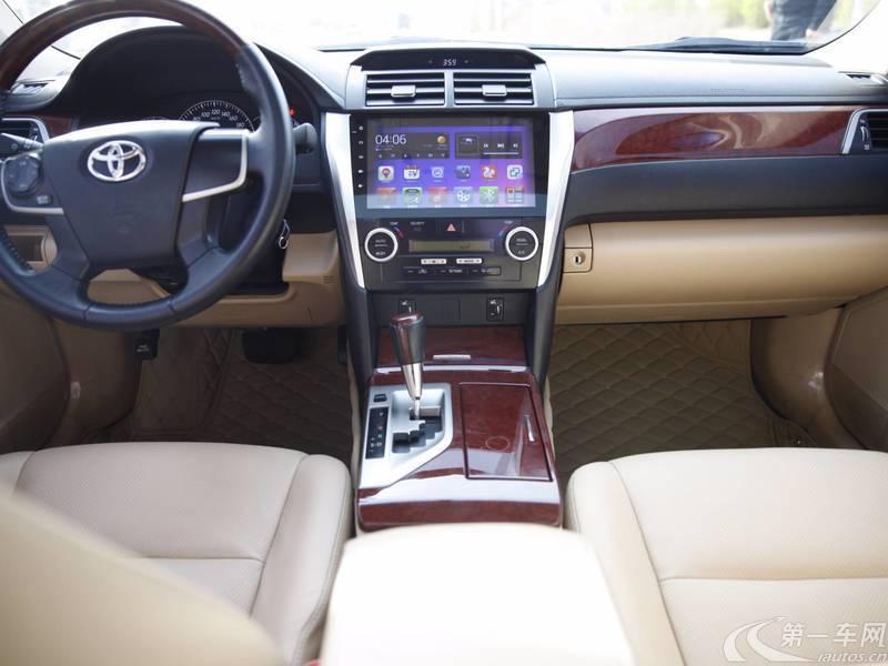 丰田凯美瑞 2013款 2.0L 自动 舒适版 (国Ⅳ)
