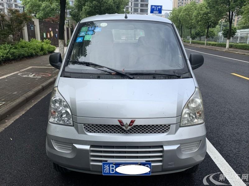 五菱荣光 2008款 1.2L 手动 5座 舒适型 (国Ⅳ)