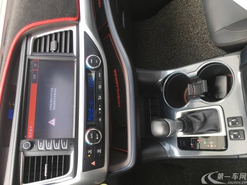 丰田汉兰达 2017款 2.0T 自动 四驱 至尊版 (国Ⅴ)