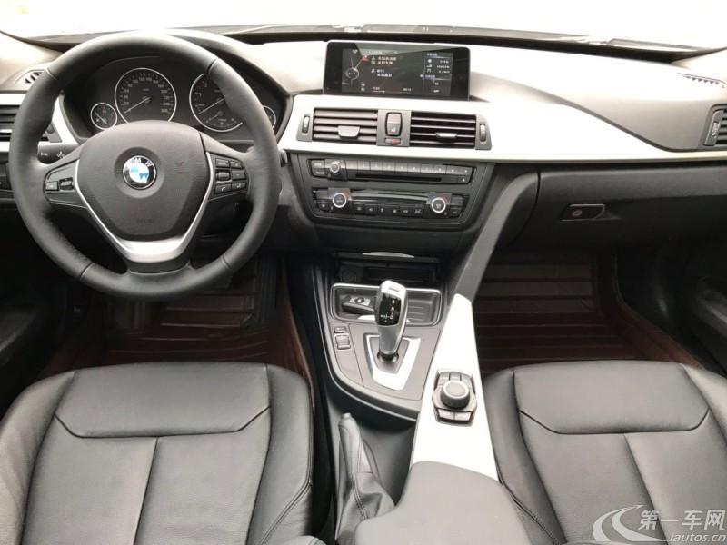 宝马3系旅行 320i [进口] 2013款 2.0T 自动 汽油 时尚型