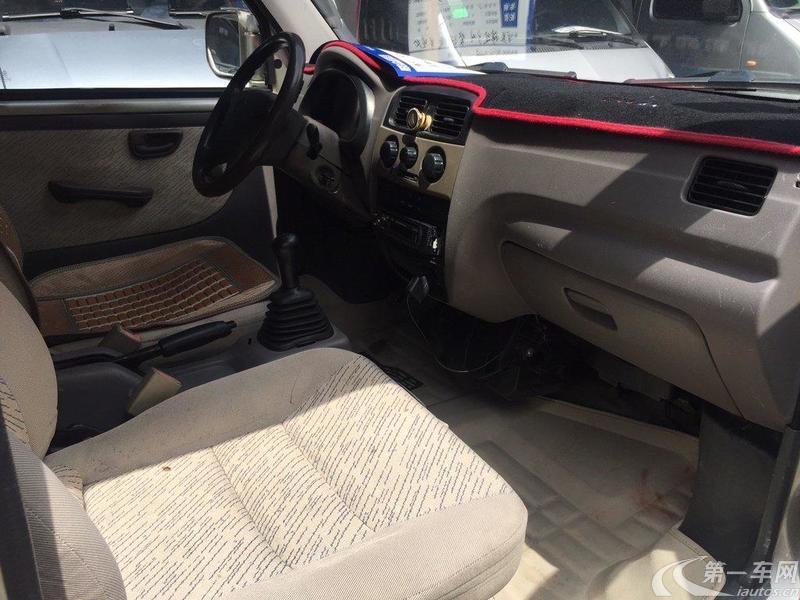 长安之星S460 2011款 1.3L 手动 7座 标准型 (国Ⅳ)