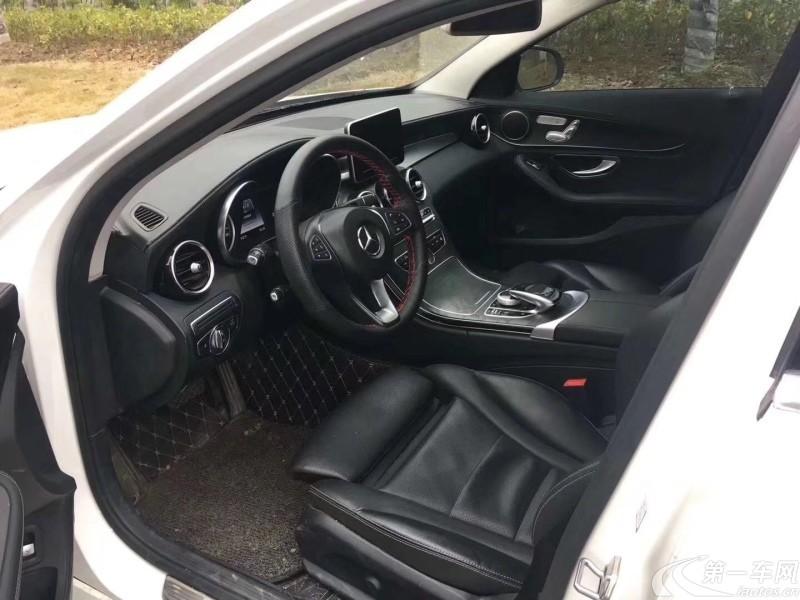 奔驰C200L 2018款 2.0T 自动 (国Ⅴ)
