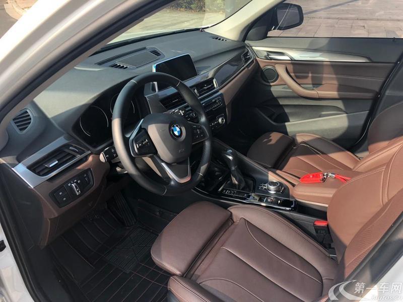 宝马X1 sDrive18Li 2018款 1.5T 自动 前驱 汽油 尊享型 (国Ⅴ)