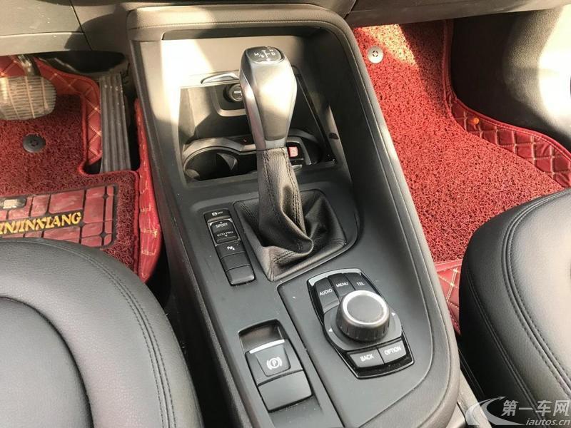 宝马X1 sDrive18Li 2016款 1.5T 自动 前驱 汽油 尊享型 (国Ⅴ)