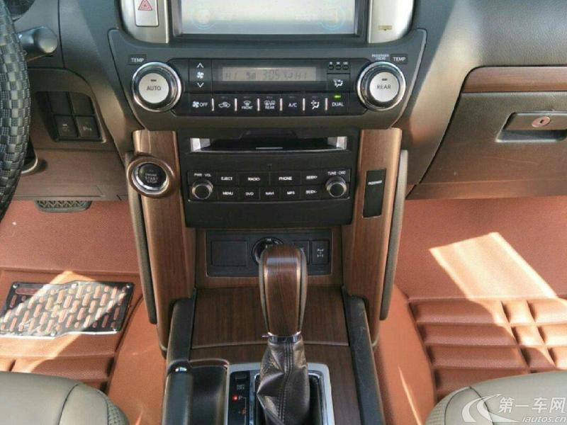 丰田普拉多 2010款 4.0L 自动 四驱 TX (国Ⅳ)