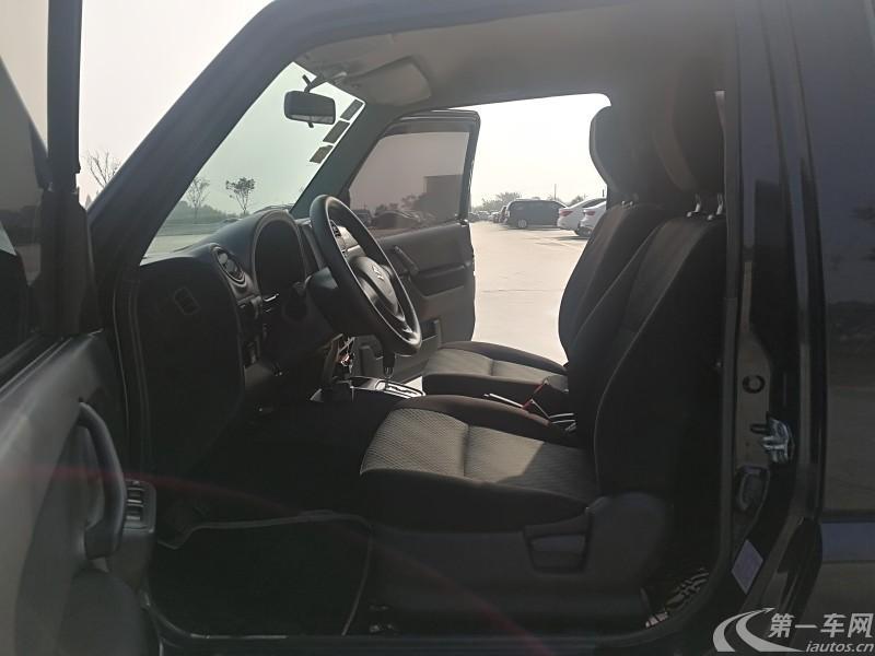 铃木吉姆尼 [进口] 2015款 1.3L 自动 四驱 JLX导航版