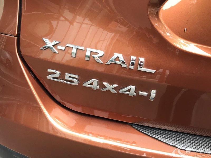 日产奇骏 2014款 2.5L 自动 四驱 领先版 (国Ⅴ)
