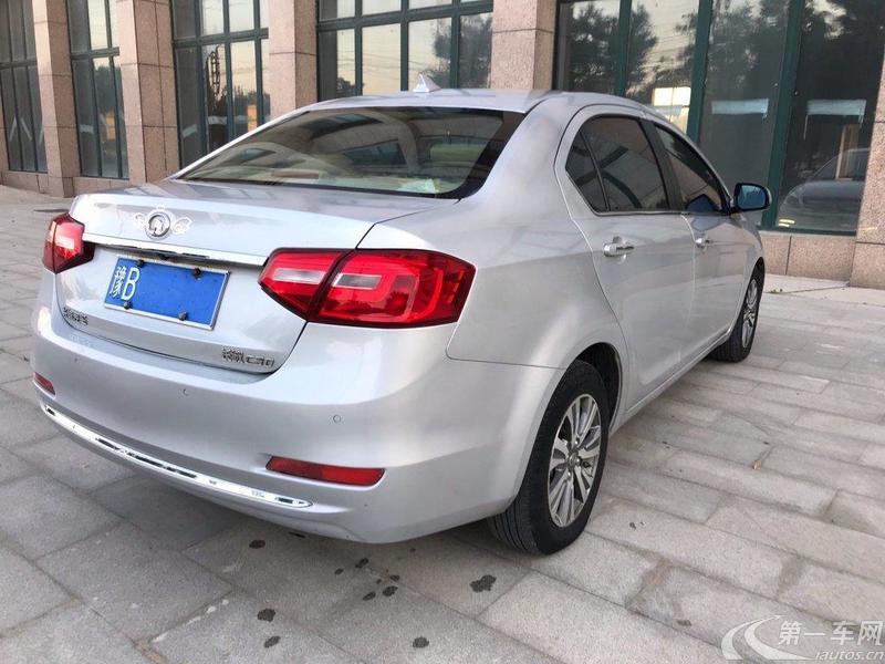 长城腾翼C30 2015款 1.5L 自动 豪华型 (国Ⅴ)