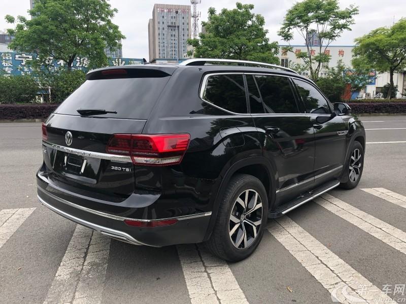 大众途昂 2019款 2.0T 自动 380TSI旗舰版 (国Ⅵ)