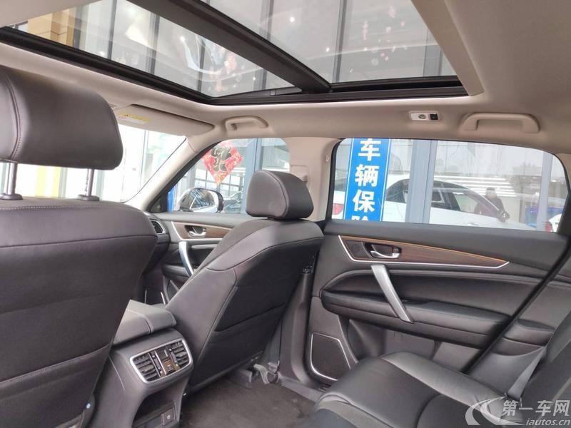 本田冠道 2017款 2.0T 自动 370TURBO豪华版 (国Ⅴ)