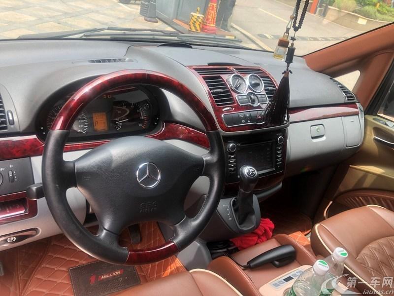 奔驰威霆 2013款 3.0L 自动 9座 汽油 商务版 (国Ⅴ)