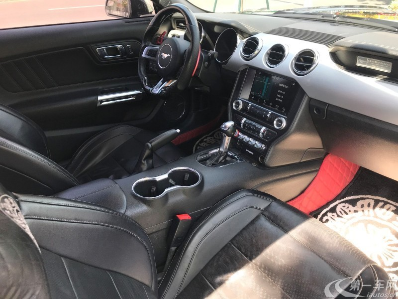 福特野马 [进口] 2016款 2.3T 自动 运动版