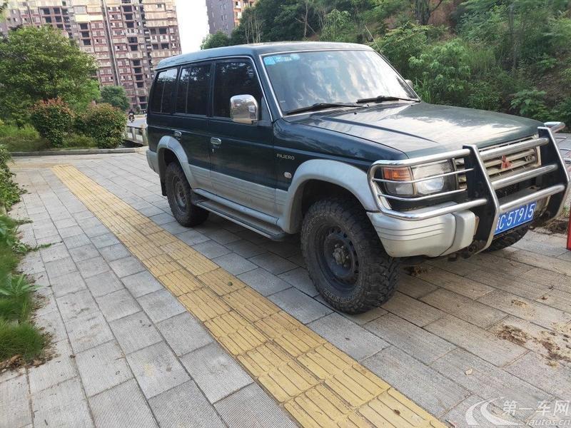 长丰黑金刚 2004款 2.4L 手动 四驱 (国Ⅲ)