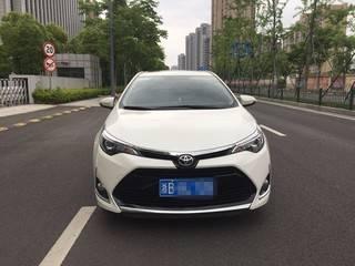 丰田雷凌 1.2T 自动 185T尊贵版