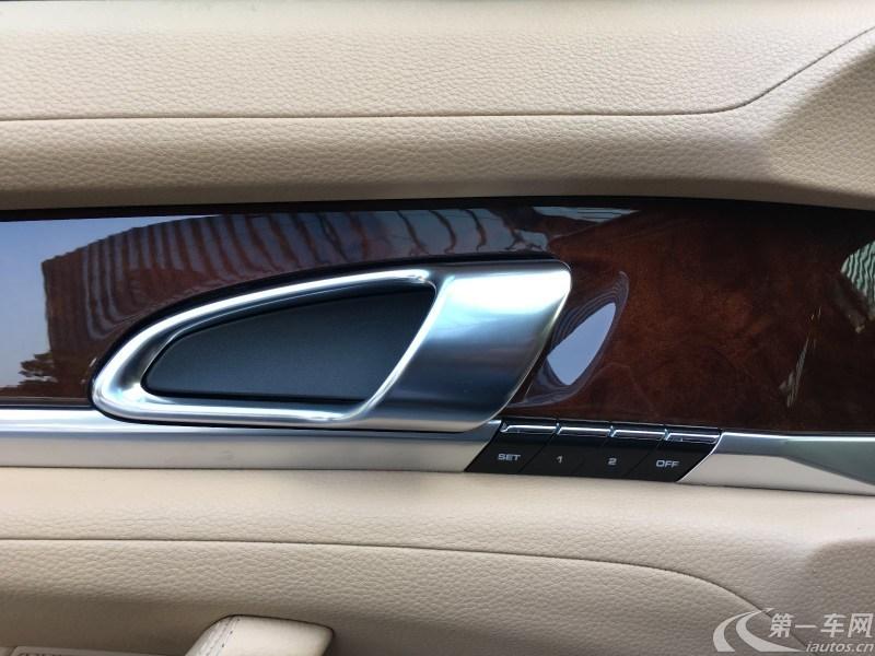 保时捷Panamera [进口] 2010款 3.6L 自动 汽油