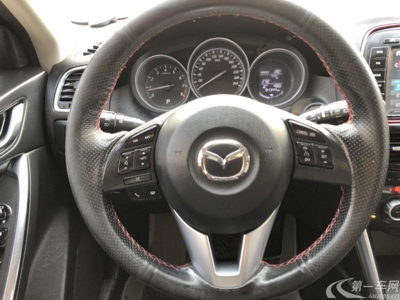 马自达CX-5 2014款 2.0L 自动 前驱 都市型 (国Ⅳ)