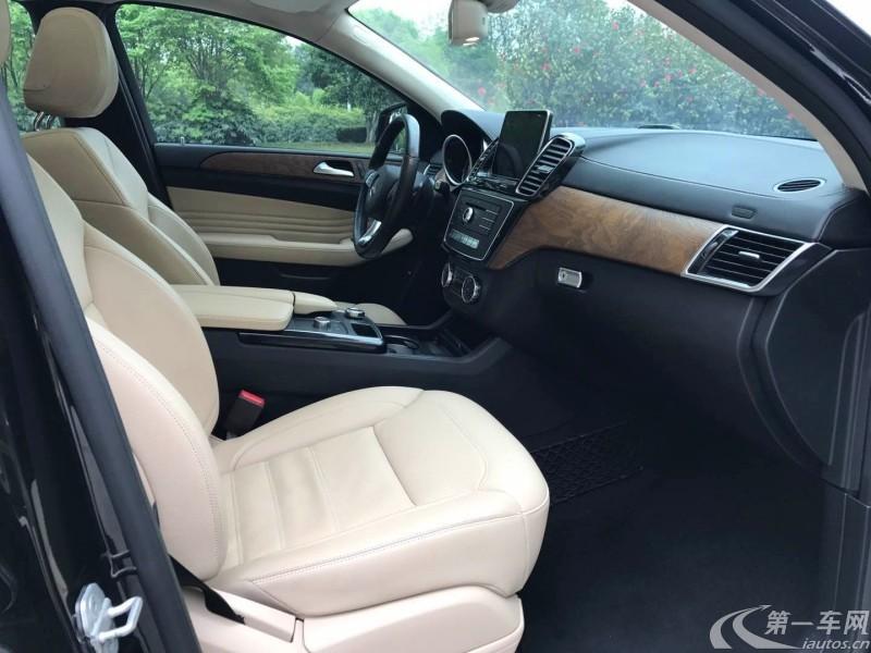 奔驰GLE级 GLE320 [进口] 2016款 3.0T 自动 豪华型