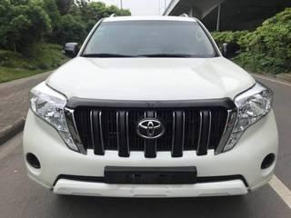 丰田普拉多 2700 2.7L 自动 TX-L外挂中东版平行进口
