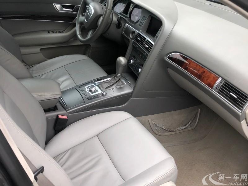 奥迪A6L 2006款 2.4L 自动 尊贵型 (国Ⅱ)