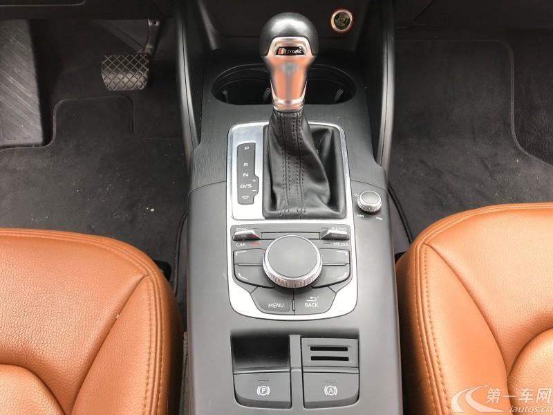 奥迪A3 35TFSI 2014款 1.4T 自动 豪华型Limousine (国Ⅴ)