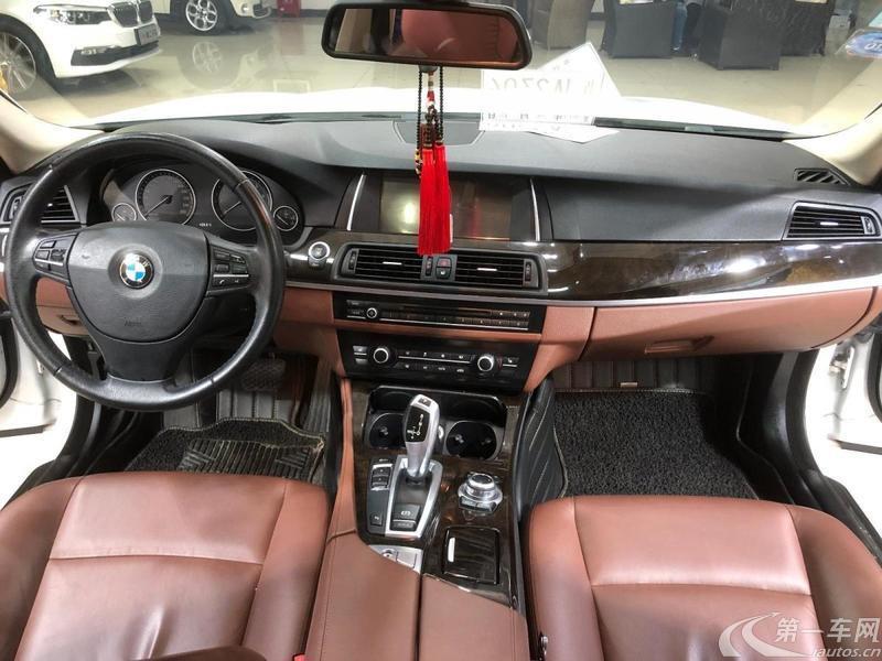 寶馬5系 525Li 2014款 2.0T 自動 汽油 領先型 (國Ⅴ)