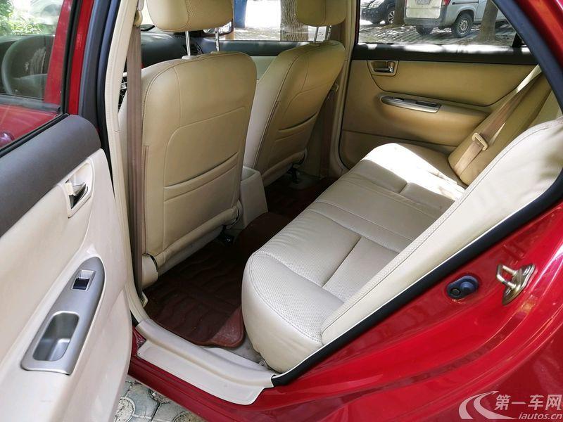 比亚迪F3R 时尚11版 2011款 1.6L 自动 (国Ⅳ)