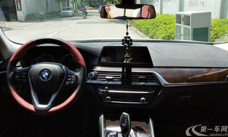 宝马5系 525i [进口] 2018款 2.0T 自动 汽油 M运动套装 (国Ⅵ)