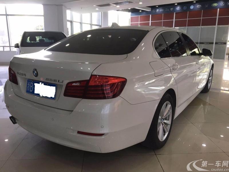 宝马525Li 2017款 2.0T 自动 汽油 领先型 (国Ⅴ)