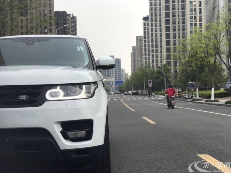 路虎揽胜运动版 [进口] 2018款 3.0T 自动 四驱 HSE-Dynamic