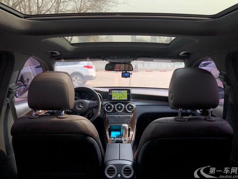 奔驰GLC260 2016款 2.0T 自动 豪华型 (国Ⅴ)