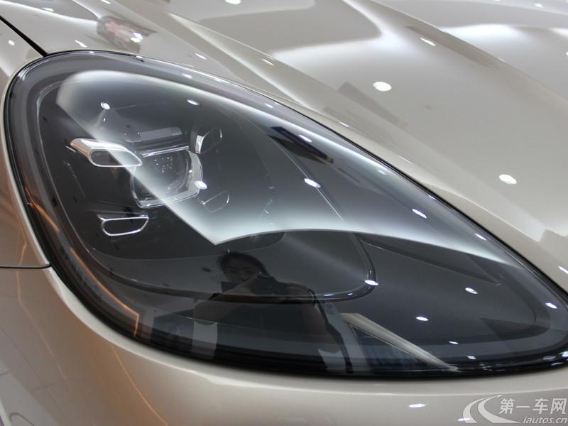 保时捷Cayenne [进口] 2019款 3.0T 自动 四驱 汽油