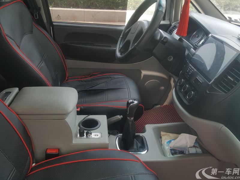 东风菱智 V3 2017款 1.5L 手动 7座 标准型