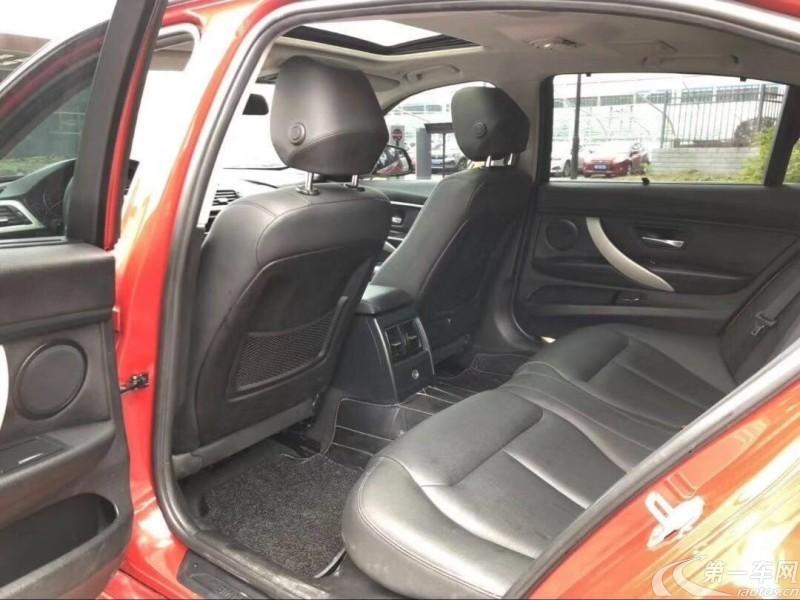 宝马3系 320Li 2016款 2.0T 自动 汽油 豪华设计套装 (国Ⅴ)